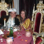 cena romantica a lume di candela milano renoir